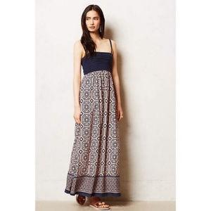 Anthropolgie Lilka Maxi Dress